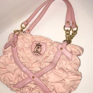 Juicy couture pink bag